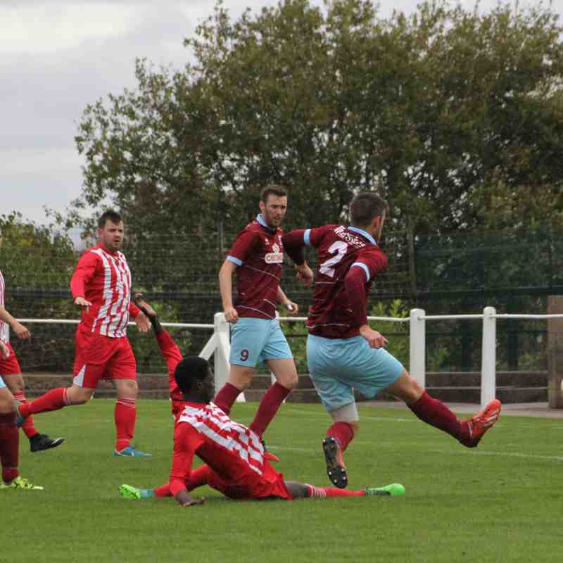 AFC Emley 3-1 East Yorkshire Carnegie