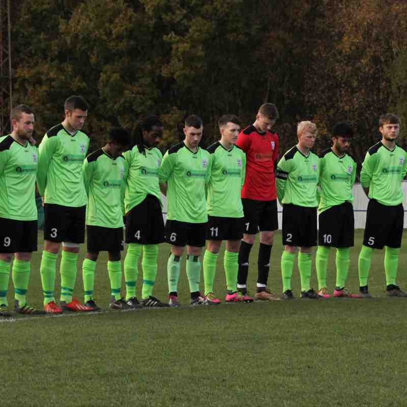 Rossington 2-0 AFC Emley