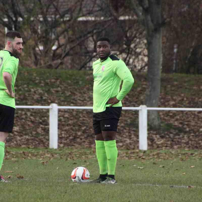 Glasshoughton Walfare FC 2-2 AFC Emley