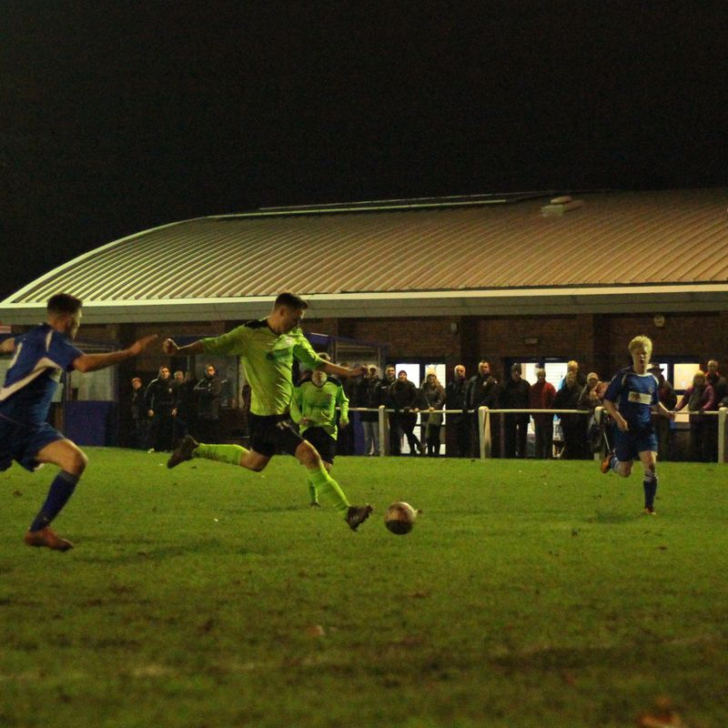 Preview: Dronfield Town (H)