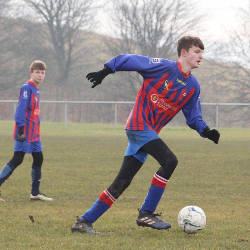 U16 Match Report
