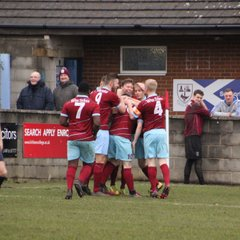 AFC Emley 3-0 Shirebrook Town