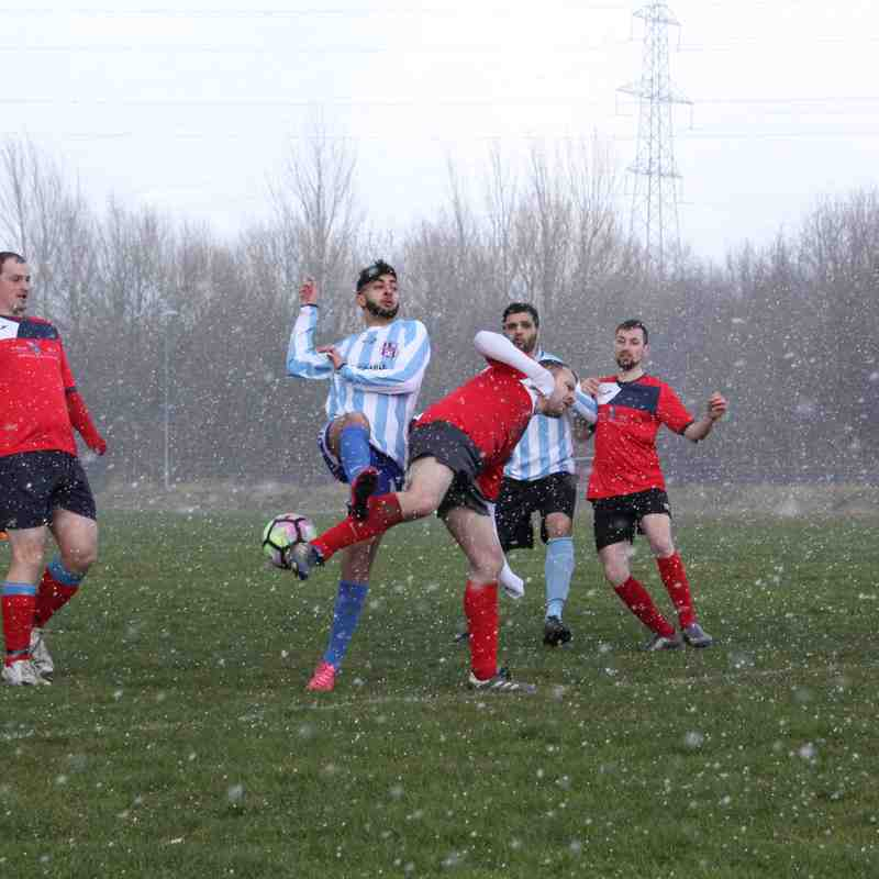 Dewsbury Westend vs FC Thornes