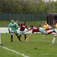 FC Bolsover 0-2 AFC Emley