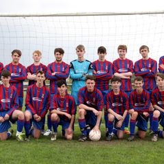 Thornes Juniors U16 1-1 Colton U16