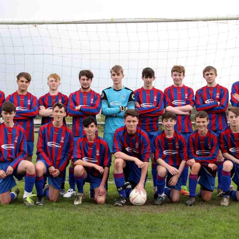 Thornes Juniors U16 1-1 Colton U16