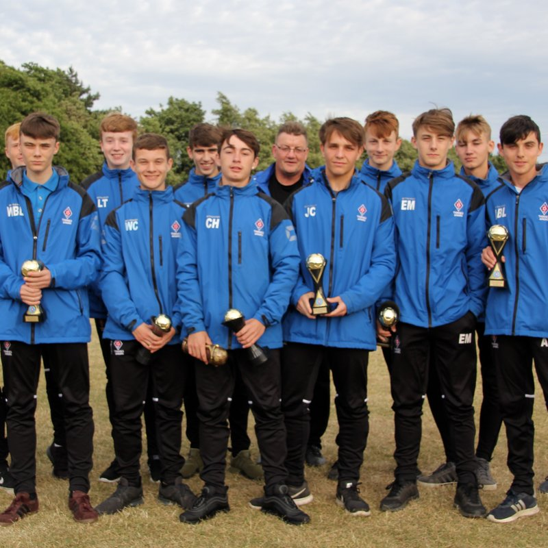 Good First Season For The Under 16's