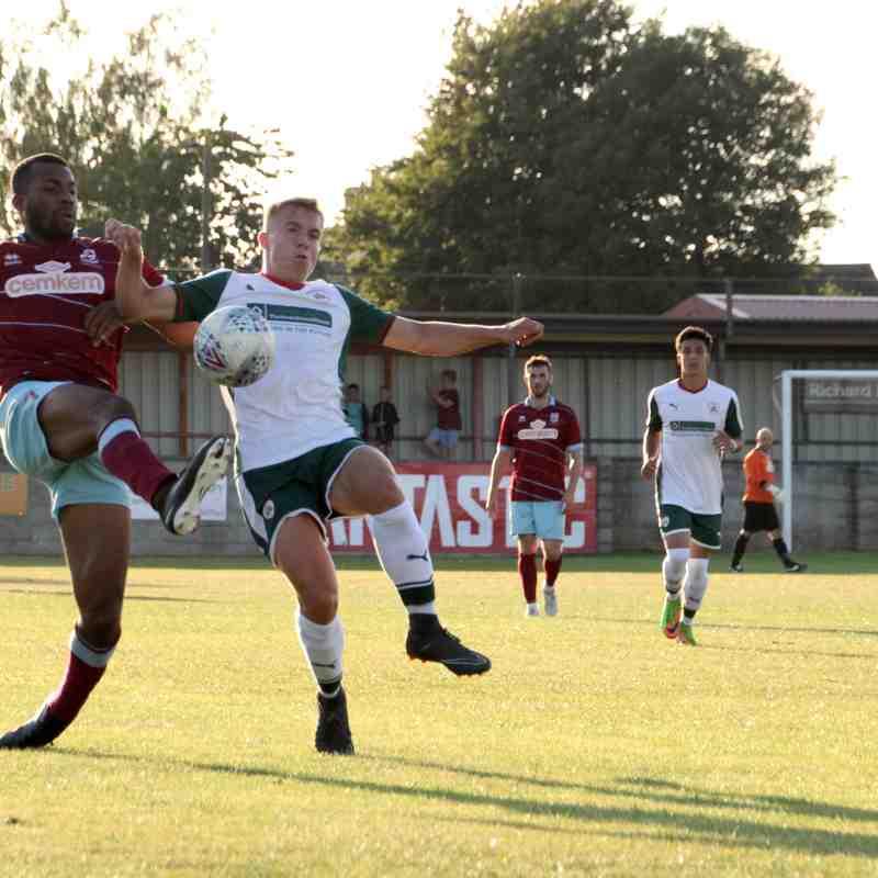 AFC Emley 4-2 Barnsley FC  U18