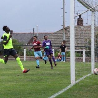 AFC Emley 3-2 Huddersfield Town