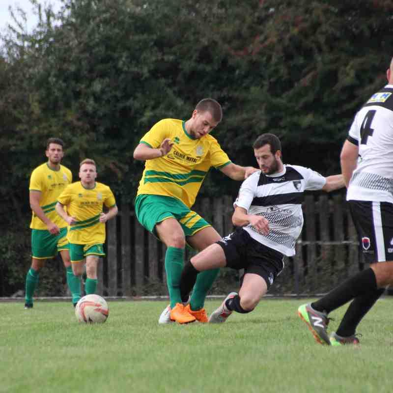 EYC 2-2 AFC Emley