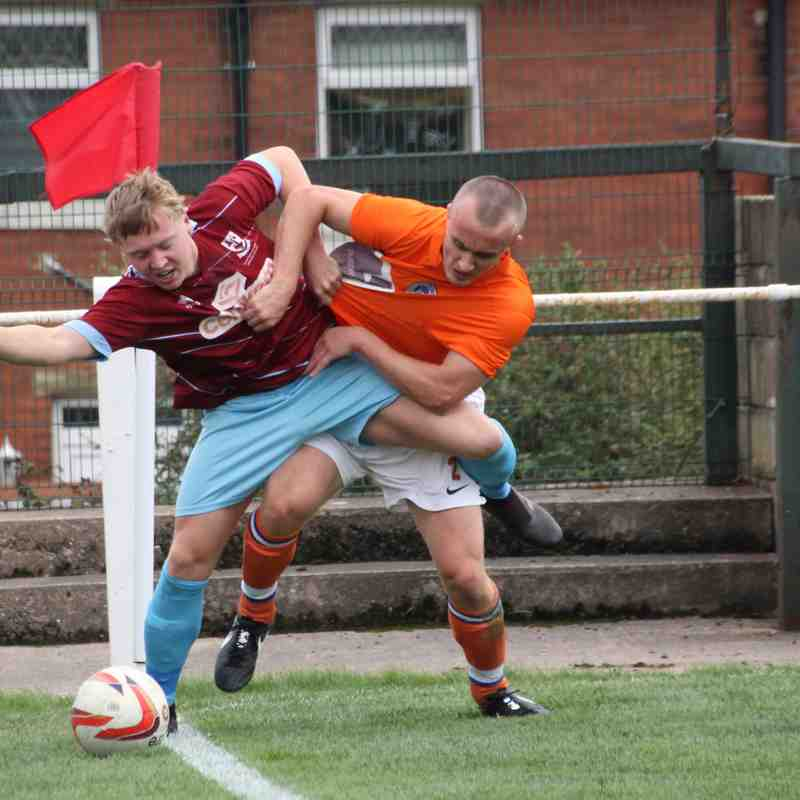 AFC Emley 3-1 Swallownest FC