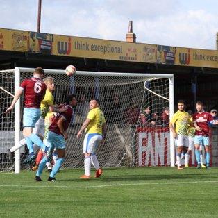 AFC Emley 4-0 FC Bolsover