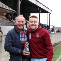 September Player of the Month:  Danny Stocker