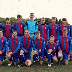 Under 16 Team Photo