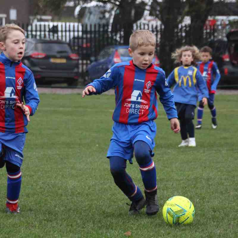 Under 7's Cup Final