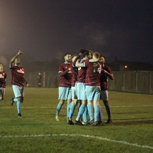 AFC Emley 3-0 Skegness Town- finally, a win for Emley