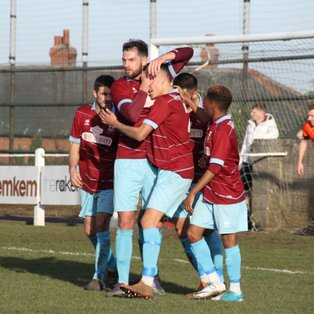 AFC Emley 3-2 Harworth Colliery
