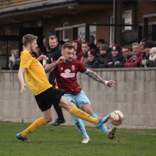 AFC Emley 1-2 Hallam