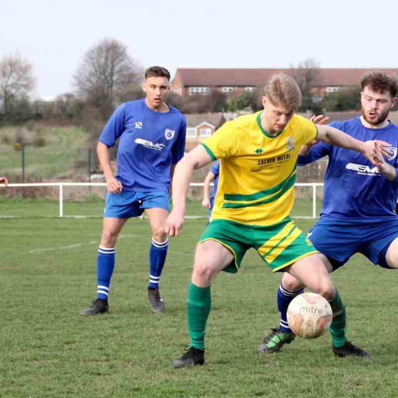 Swallownest FC 1-0 AFC Emley