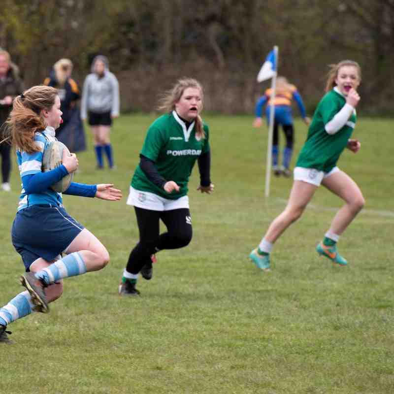 Warlingham Girls Sevens Heaven 2016