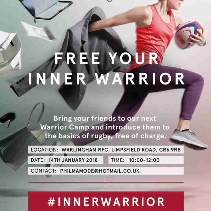Free Your Inner Warrior