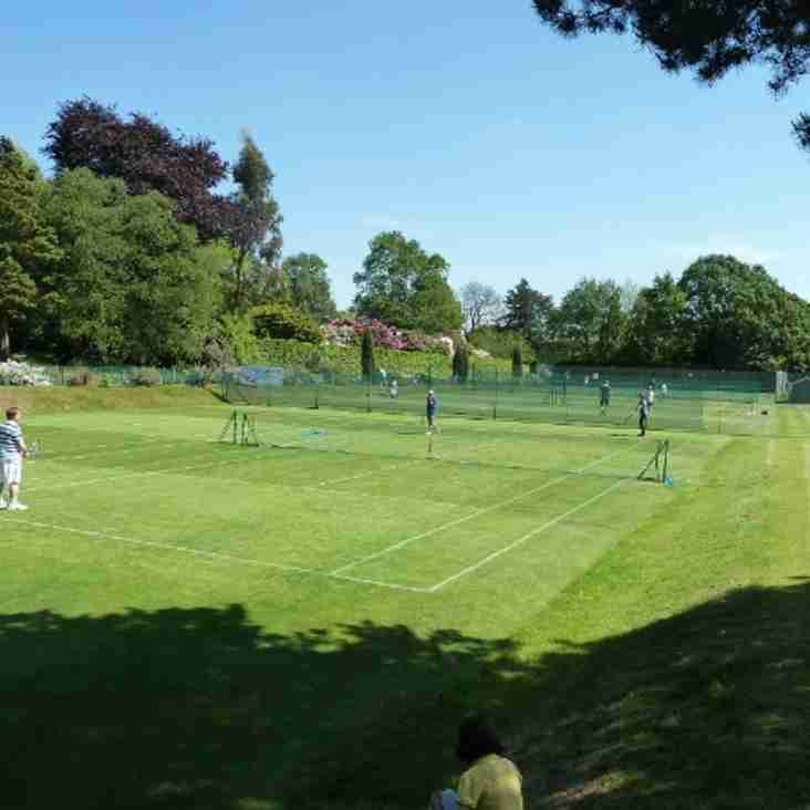 EALTS St Patricks Cup Mixed Doubles Competition