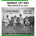 Ladies Open Doubles tournament