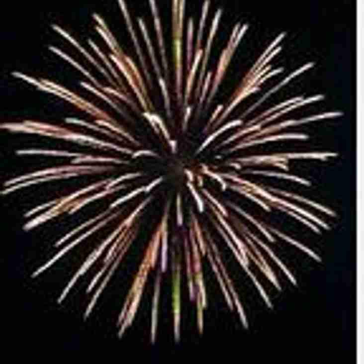 Club Fireworks Night