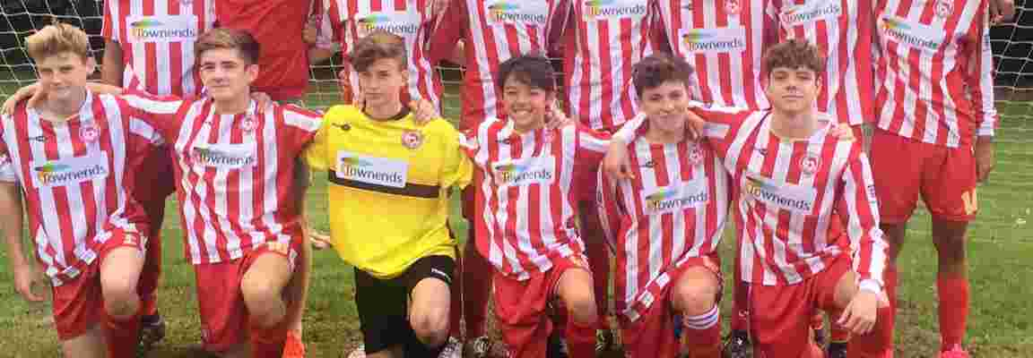 News Camberley Town Youth Fc