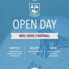 Open Day and Squad Friendly