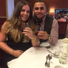 Congratulations to Ash and Georgie