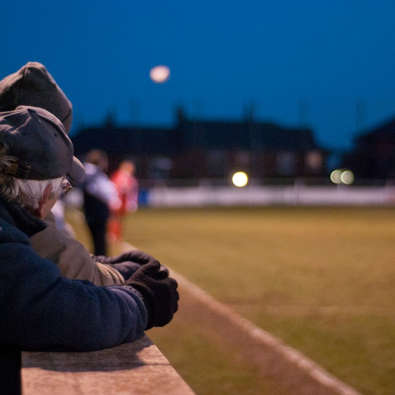 AFC Emley 0-4 Hallam