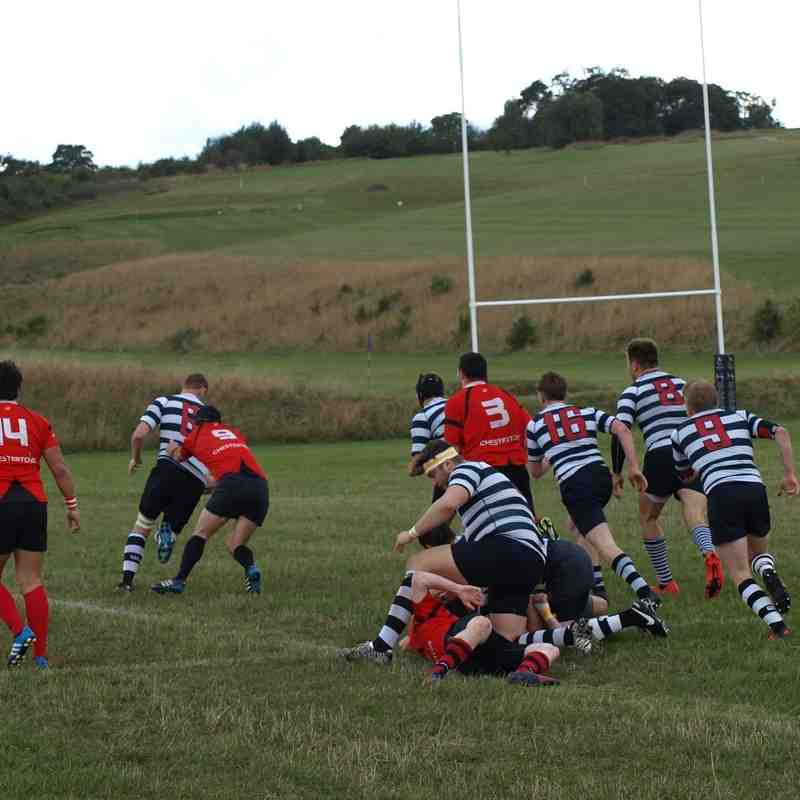 Royston 33 London Welsh 3 (01/10/16)