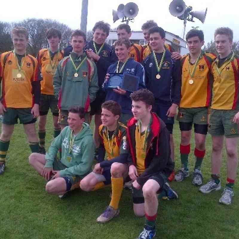 U15 10's Team