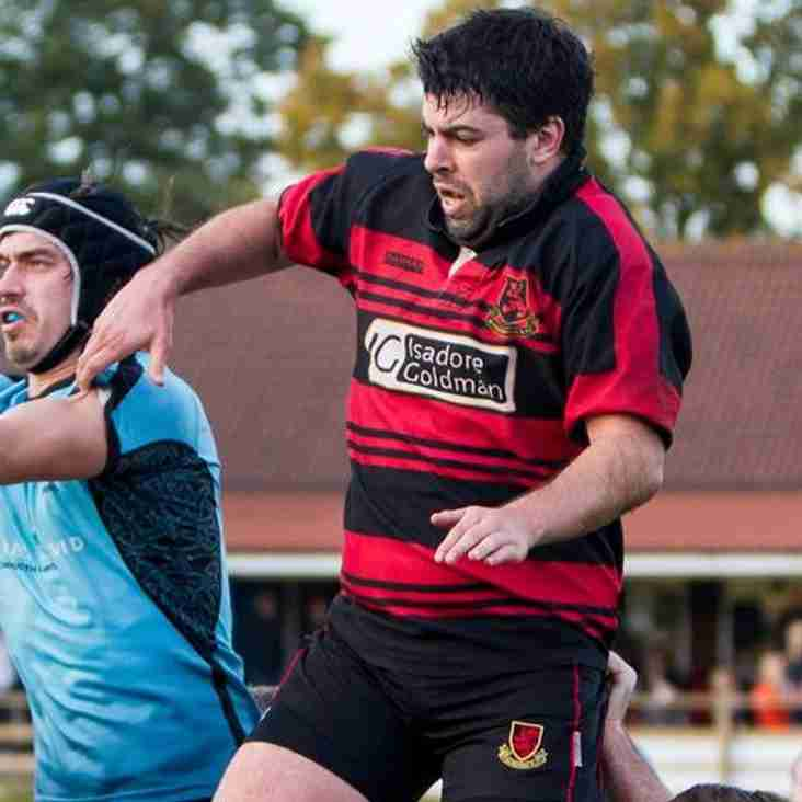 1st XV November Player of the Month