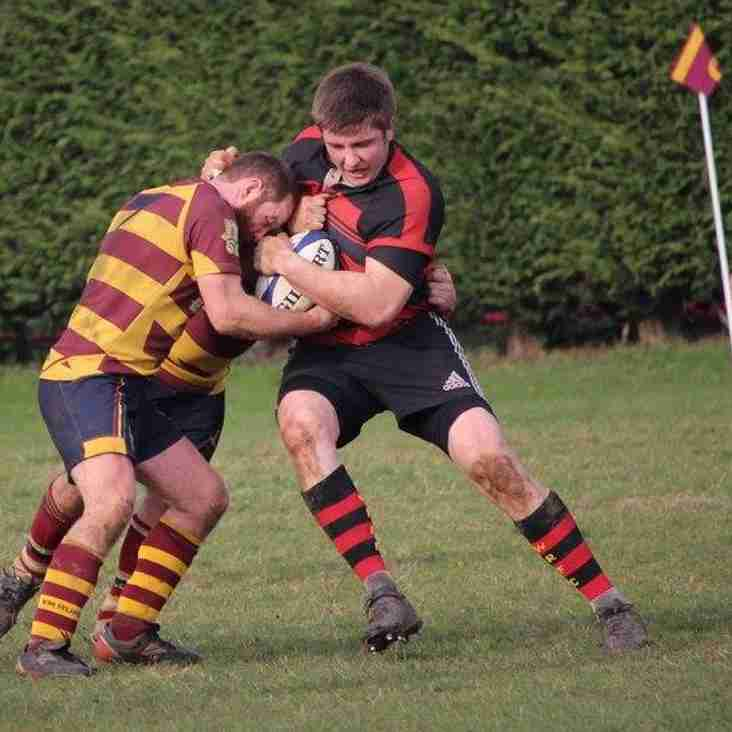1st XV September Player of the Month