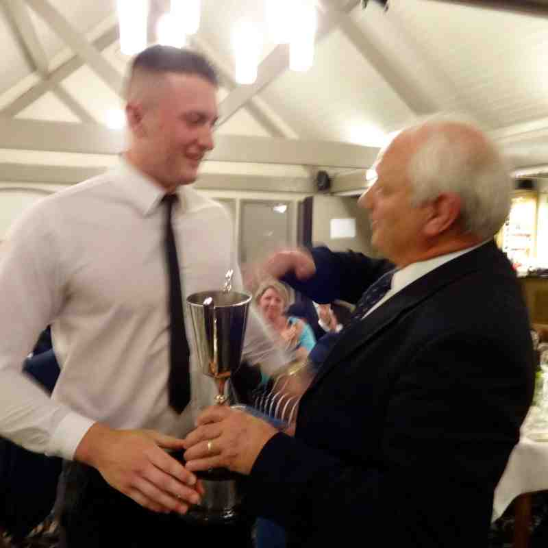 Brad Baker Young Player of the Year