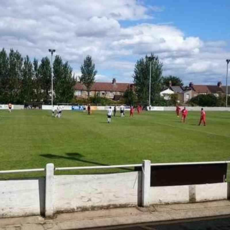 Wadham Lodge 3 FC Broxbourne Borough 5 - PSF (25/07/2015)