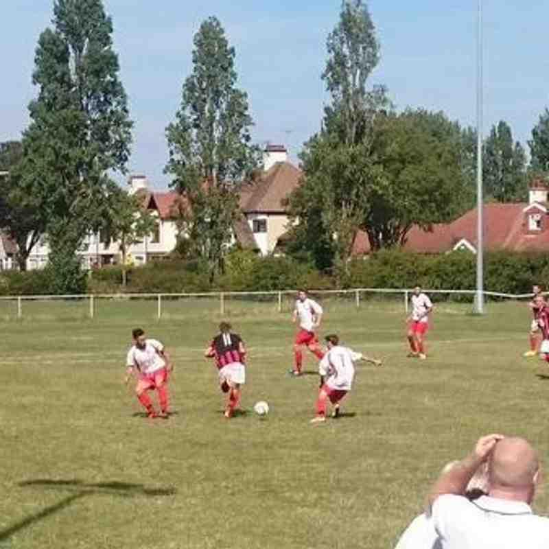 Southend Manor 1 Heybridge Swifts 2 - PSF (01/08/2015)