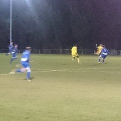 Stansted 2 Greenhouse Sports 1 - ESL (03/02/2016)