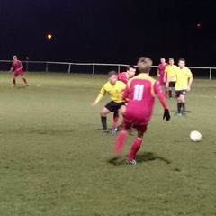 Southend Manor 3 Burnham Ramblers 0 - ESL (16/02/2016)