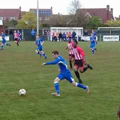 Clapton 4 Stansted 0 - GBMT Final (30/04/2016)