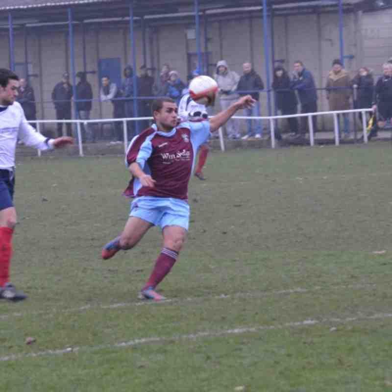 Yorkshire Amateur 1-8 AFC Emley