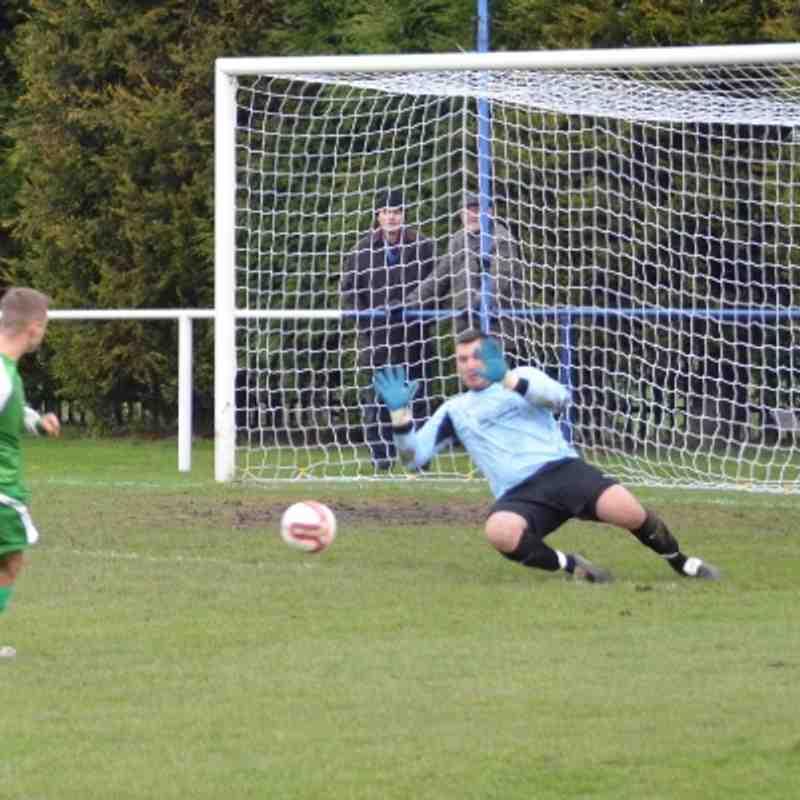 Hemsworth MW 0-1 AFC Emley