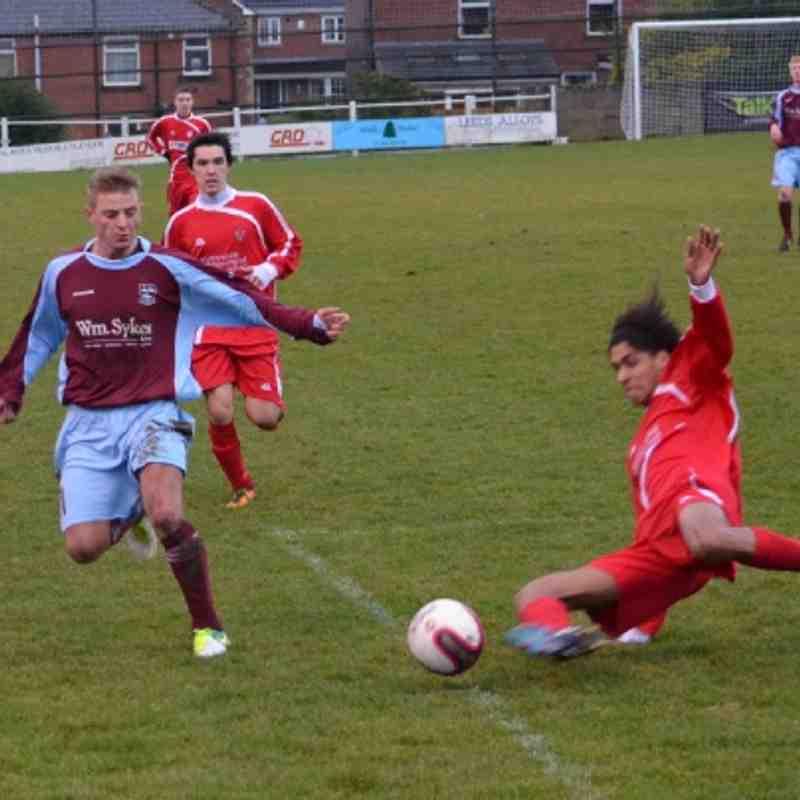 AFC Emley 6-0 Yorkshire Amateur