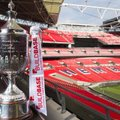 Emley Face Litherland in FA Vase