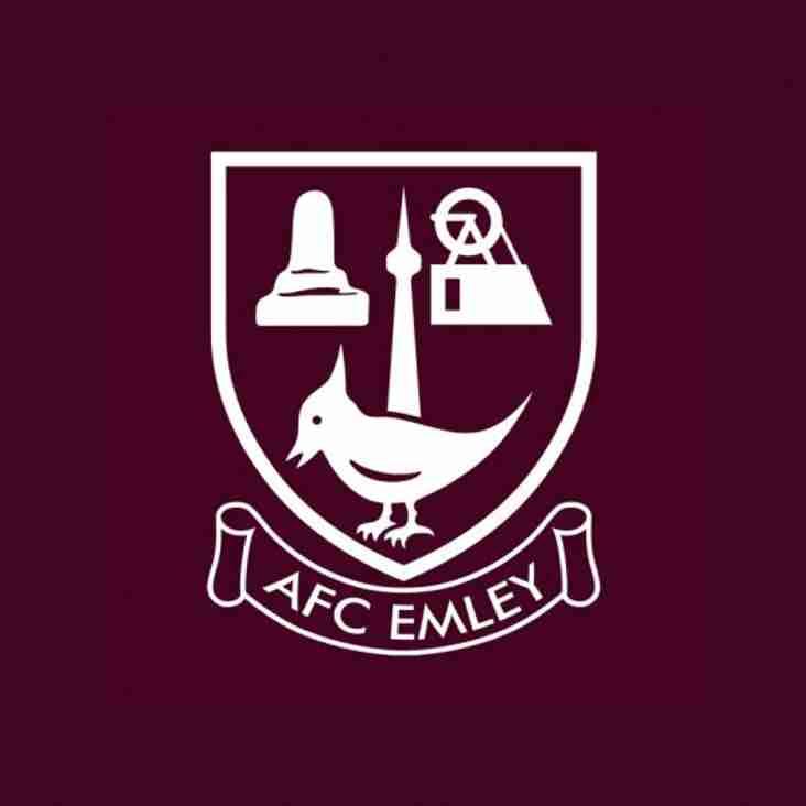 Next Match: AFC Emley v Swallownest