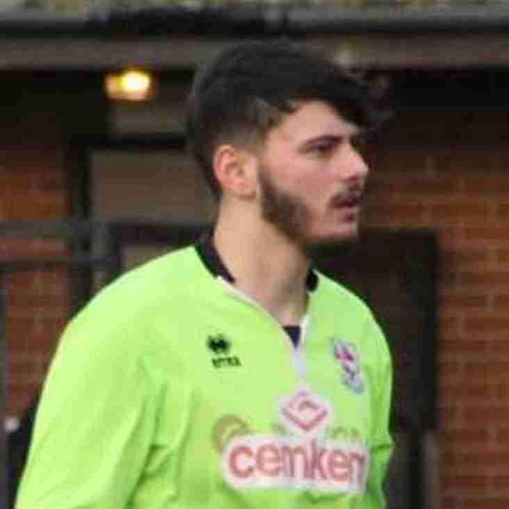 January Player of the Month:  George Clarke