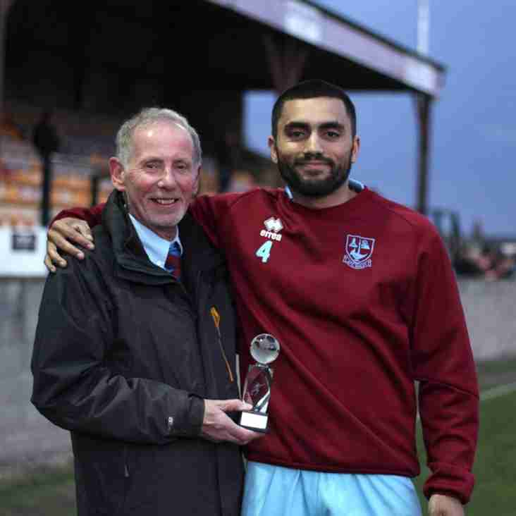 March Player of the Month: Daniel Naidole