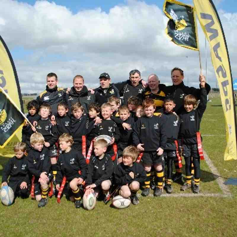 U8s Weymouth Tour